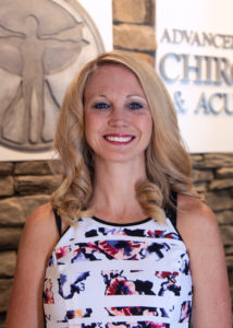 DR. CHRISTINA WOODLE DC, MSEd, BSRT, FASA, CACCP