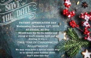 Patient Appreciation Day @ Advanced Sports & Family Chiropractic & Acupuncture